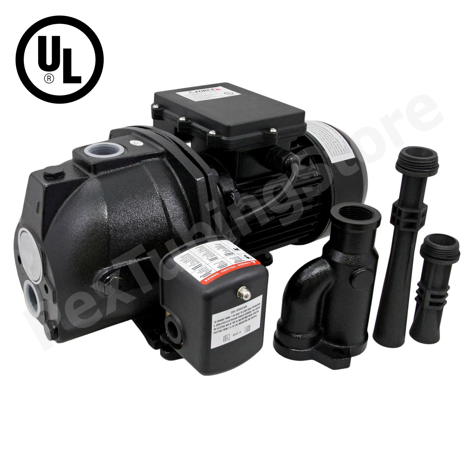 well pump 2001 vw passat engine diagram 3 4 hp convertible shallow or deep jet w