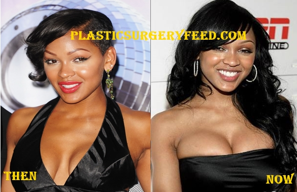 Meagan Good Breast Implants