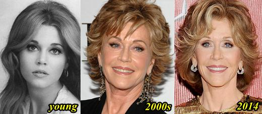 Jane Fonda Ceek Enhancement