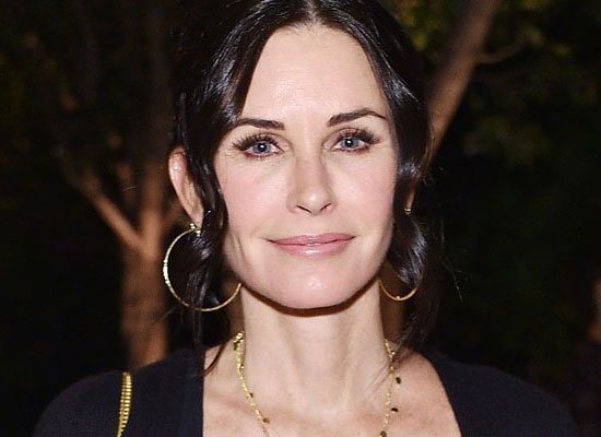 Courteney Cox Arquette Plastic