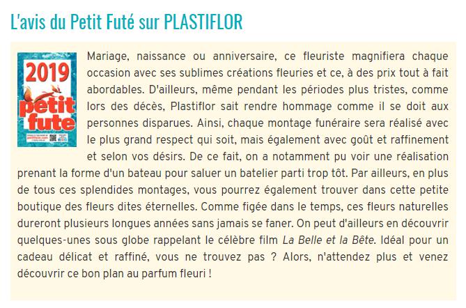 On parle de nous dans le Petit Futé Liège 2019