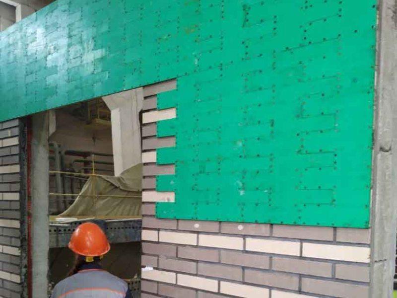 строительная промышленность