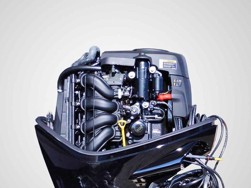 крышки лодочных двигателей