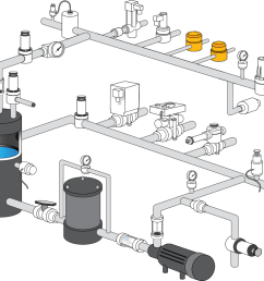 shut off diverter valves diagram  [ 1136 x 759 Pixel ]