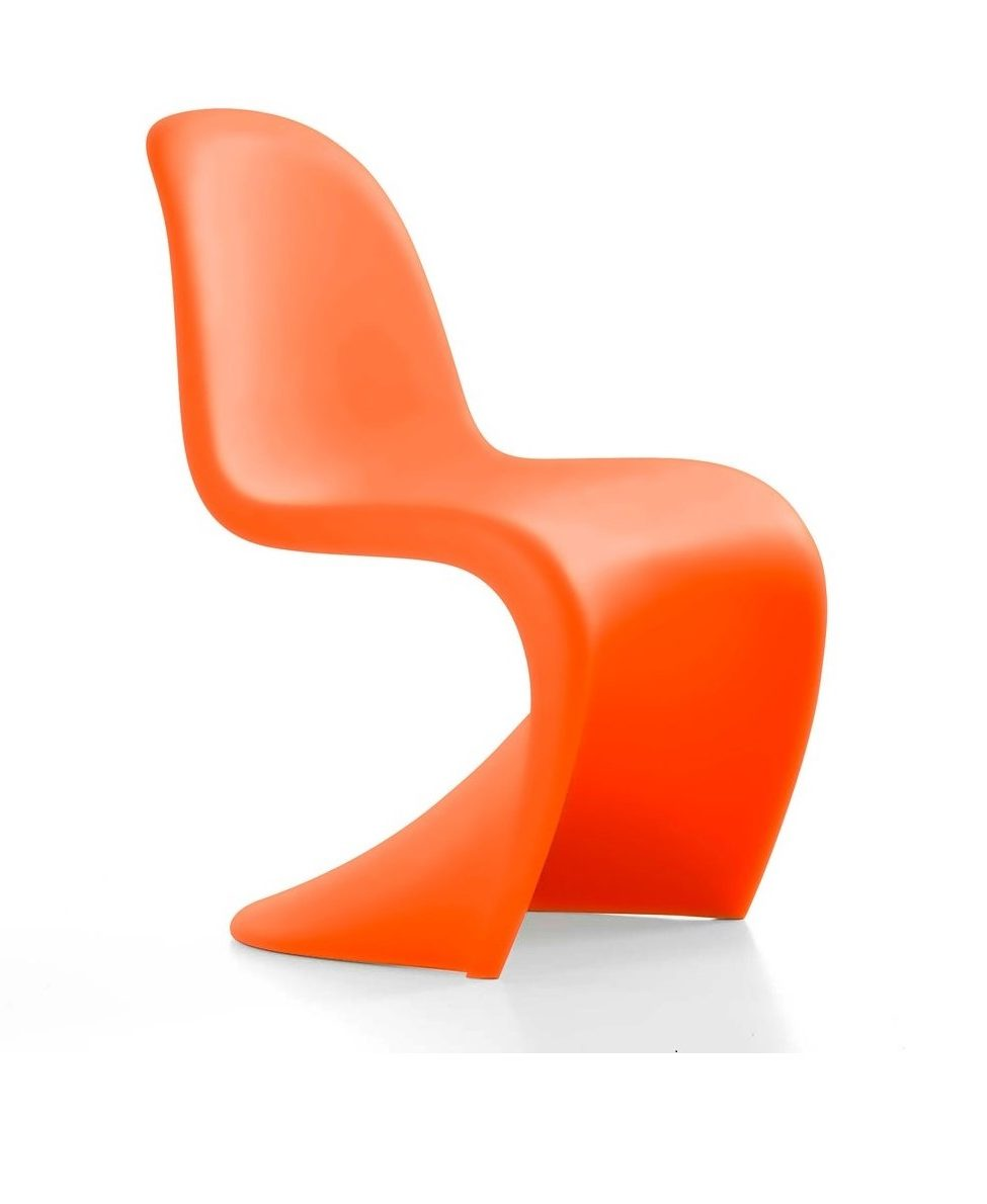 S Shaped Chair Penton Kids Chair Plata Import