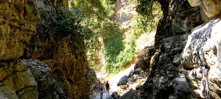 Imbros Gorge Tour