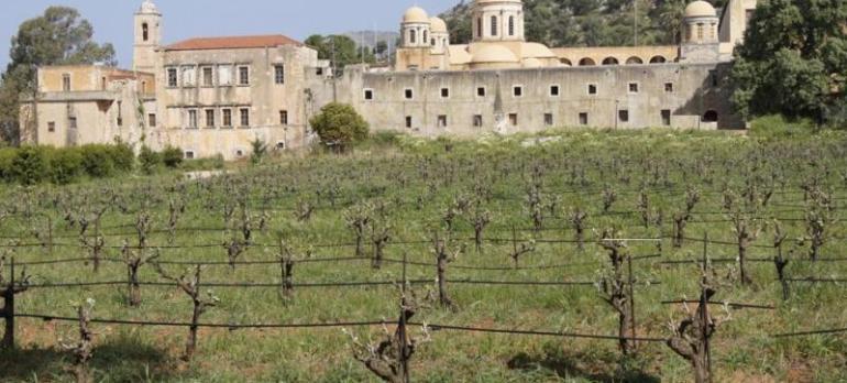 Agia Triada - Winery