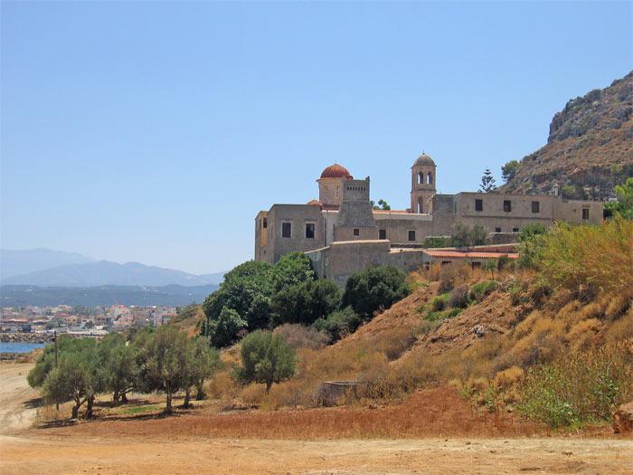 Gonia Monastery Chania