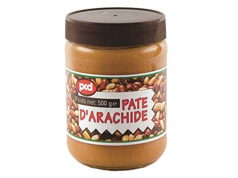 GPL - Productos Alimentos del Mundo pasta de cacahuete