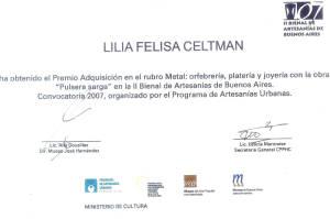 2007Premio Adquisicion Art Urb.