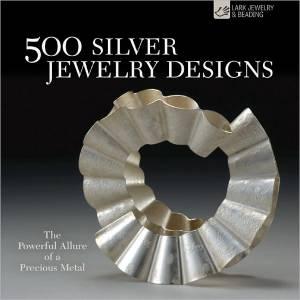500 Silver Jewelry Designs - Tapa del libro