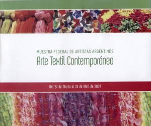 V Bienal Textil WTA -  Palais de Glace
