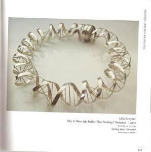 500 Silver Jewelry designes -  Lark Books