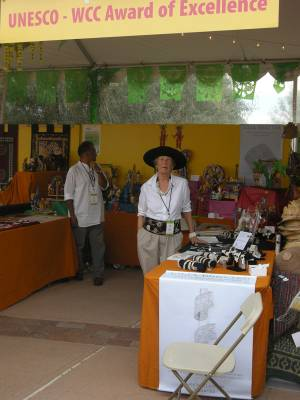 Folk Art Market Santa Fe EEUU