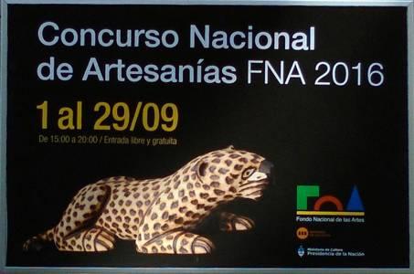Fondo Nacional de las Artes 2016
