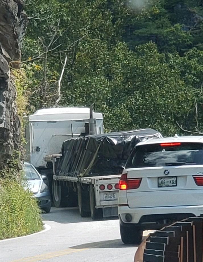 HWy.64.truck