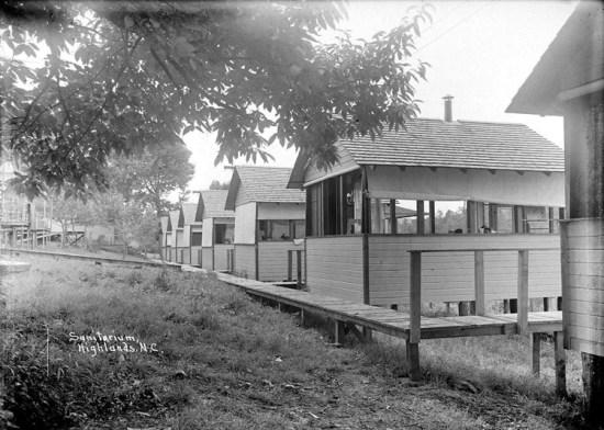 "rhs464:  ""Sanitarium, Highlands, N.C."""