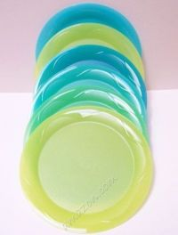Tupperware Dinner Plates. Tupperware Microwave Reheatable