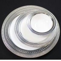 Elegant Plastic Plates Wholesale. 80 Disposable Plastic ...
