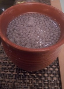 Gol Paani with Sabza Seeds