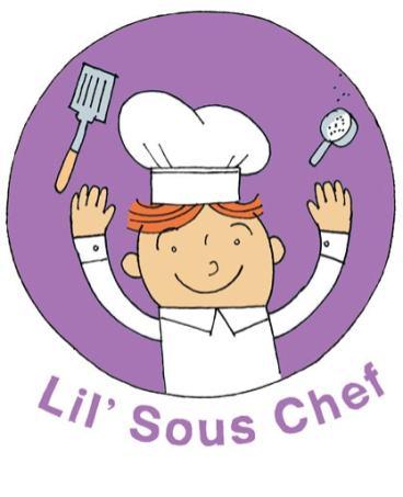 Lil Sous Chef Summer Asparagus Pasta