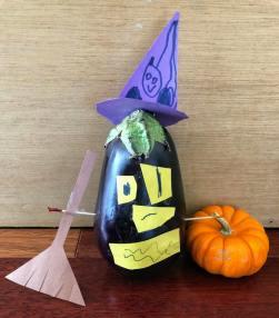 Eggplant Witch 2