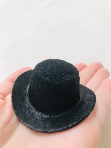 tiny doll hat