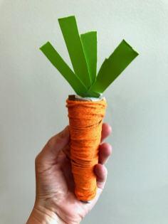 Play Food Carrots