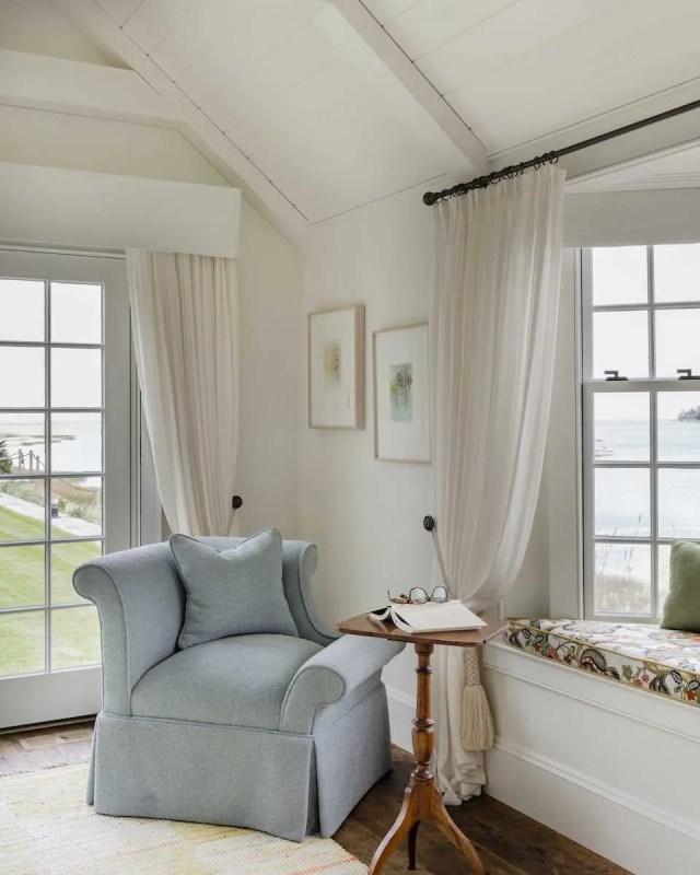 Platemark Interior Design Chatham Master Bedroom