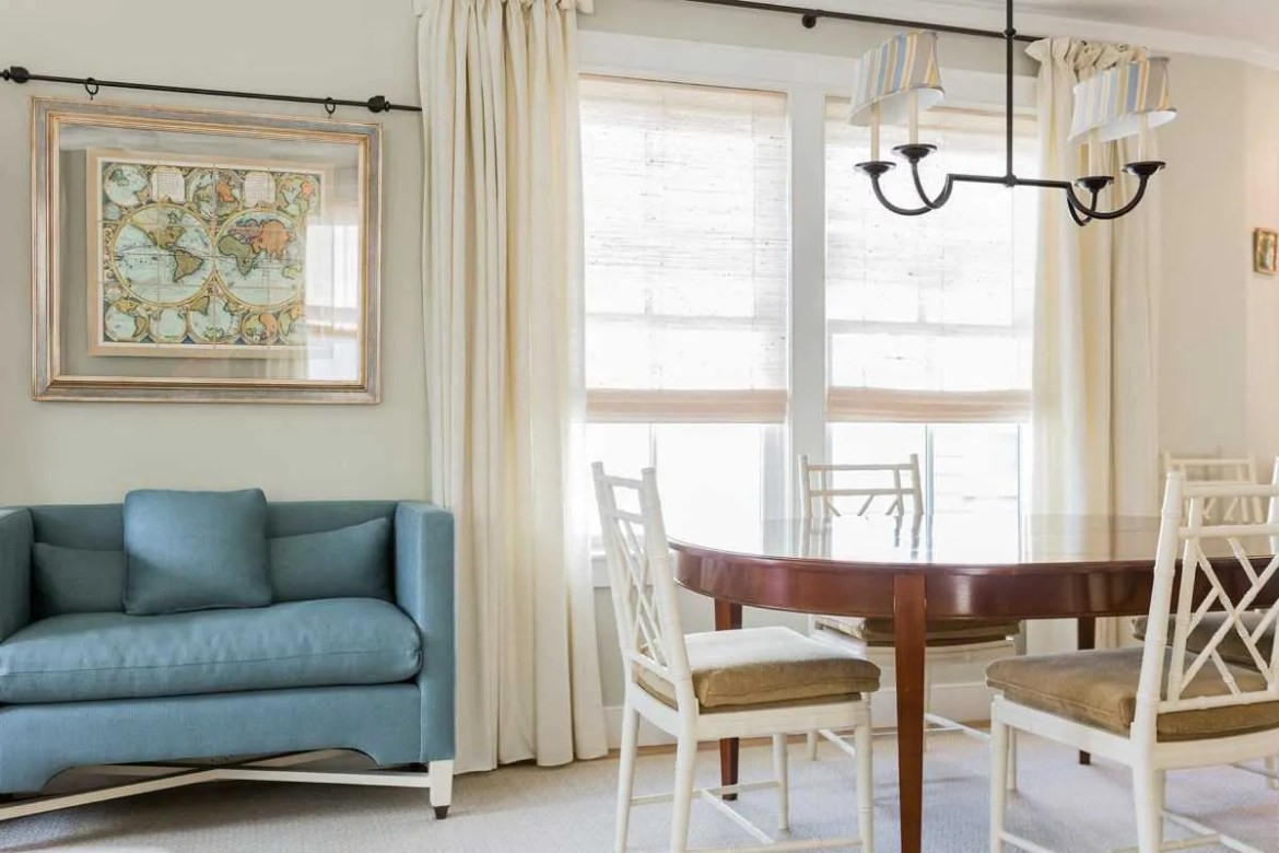 Platemark Interior Design South Boston Curtains