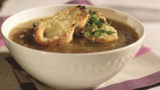 soupe a l oignon gratinee au thermomix