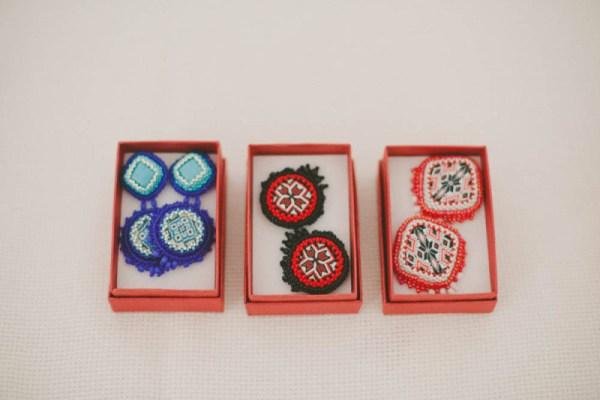 Bijuterii de nunta, inspiratie romaneasca create de Roxana Bacila