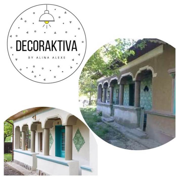 Casa de la Tara - Alina Alexe Decoraktiva, casa traditionala reconditionata (1)