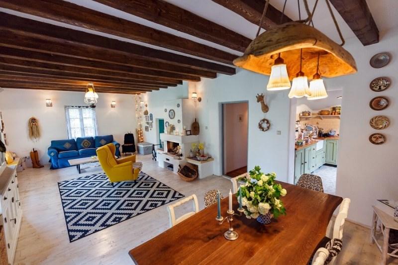 Casa de la Tara - Alina Alexe Decoraktiva, casa traditionala reconditionata (10)