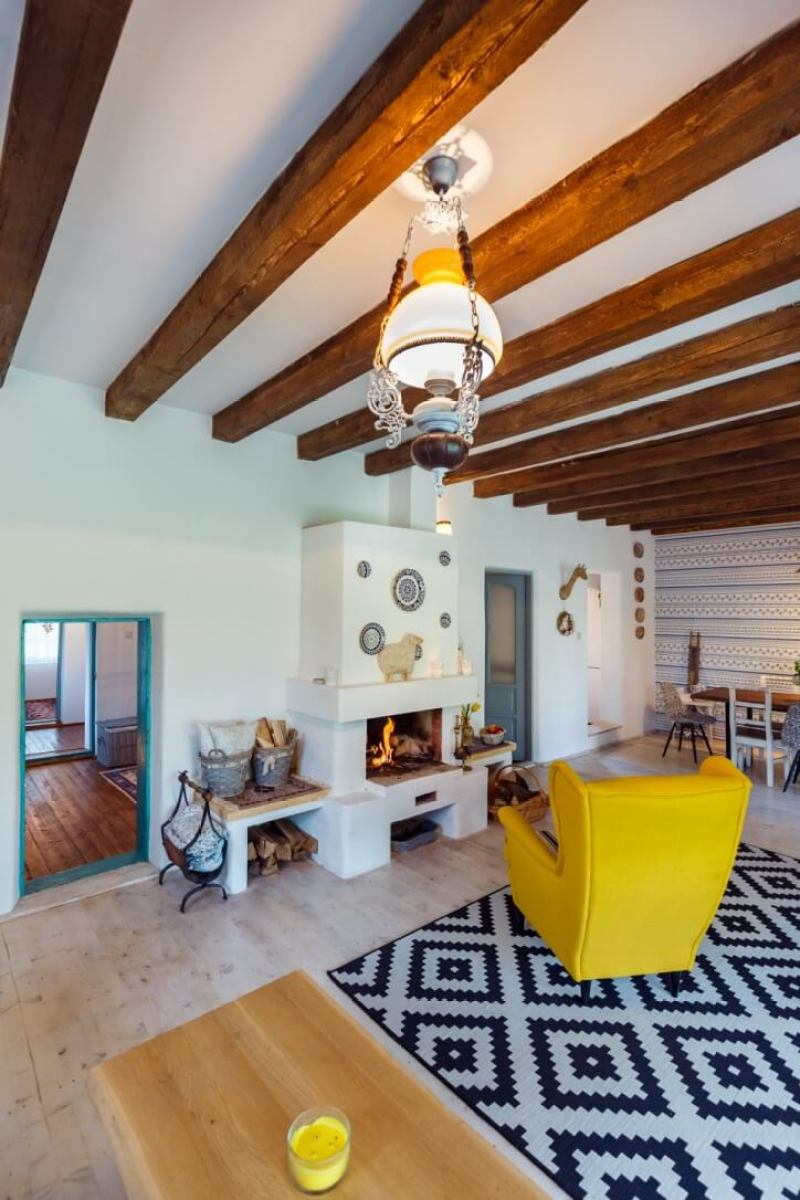 Casa de la Tara - Alina Alexe Decoraktiva, casa traditionala reconditionata (7)