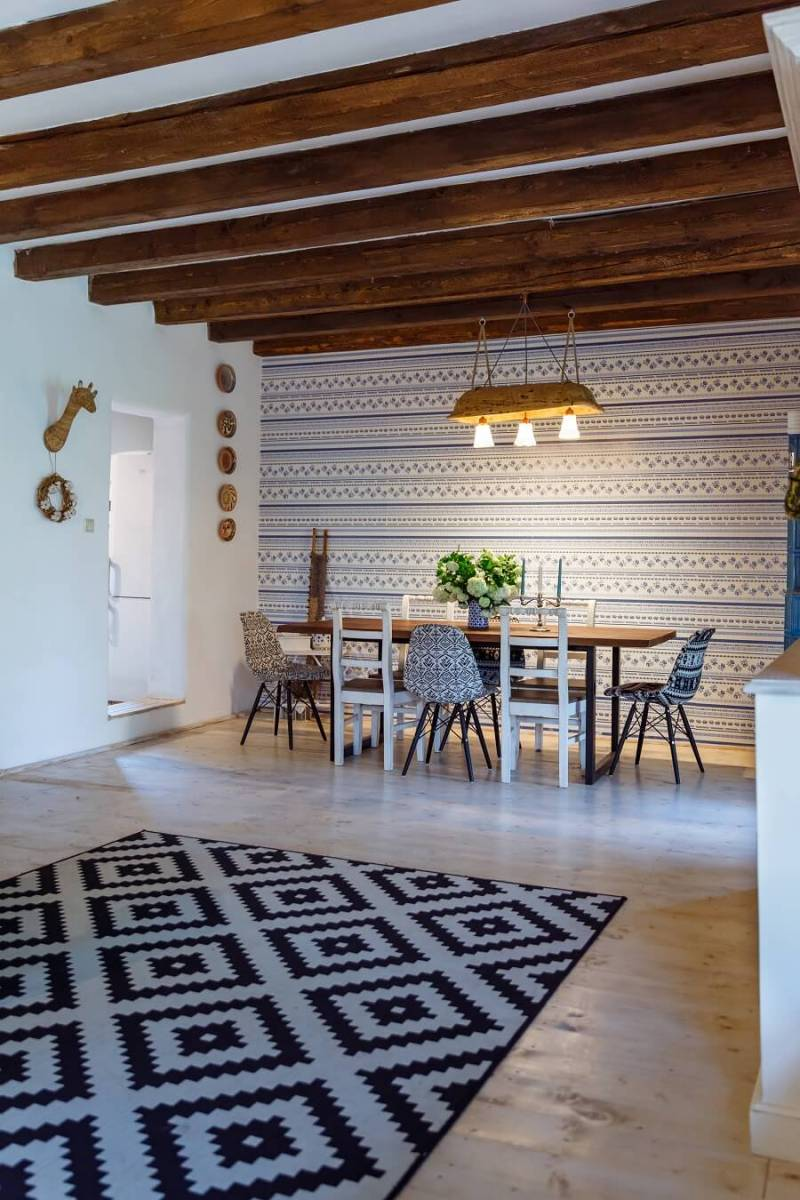 Casa de la Tara - Alina Alexe Decoraktiva, casa traditionala reconditionata (8)
