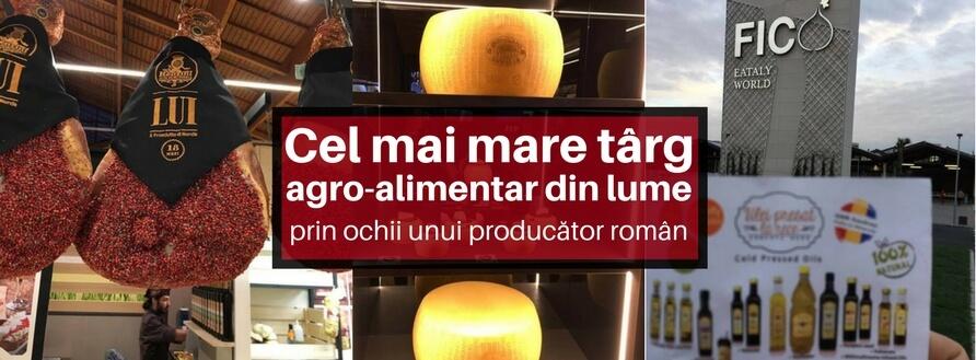 Produse românești prezentate la cel mai mare târg agro-alimentar din lume