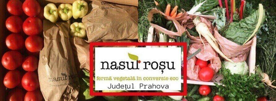 Ferma Nasul Roșu, fermă vegetală în conversie eco