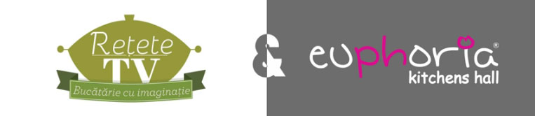 ReţeteTV şi Euphoria Kitchens Hall