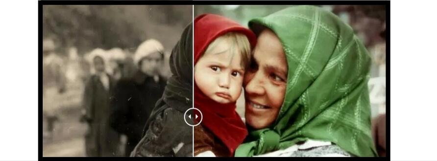 România rurală interbelică în Fotografii Vechi Româneşti