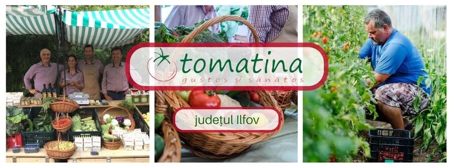 Cooperativa agricola Tomatina are aplicatie de livrare mancare
