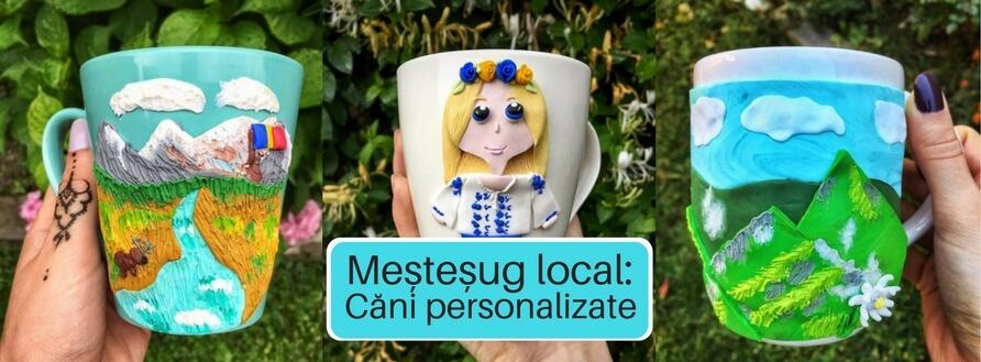 Căni Personalizate de poveste la Brașov