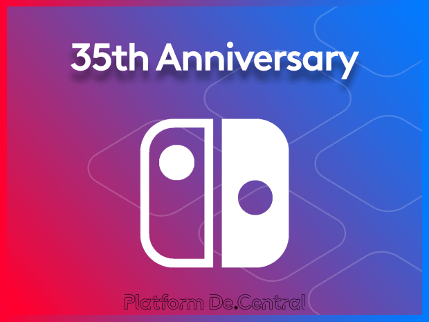 Nintendo to mark 35th Anniversary by Re-Releasing older Games on Switch