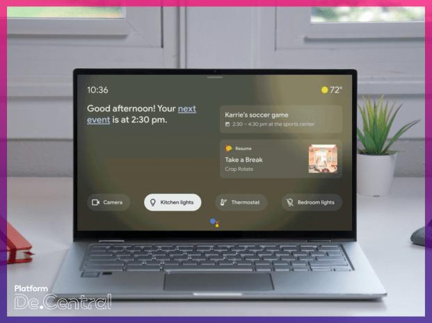Chrome OS to get enhanced Ambient mode