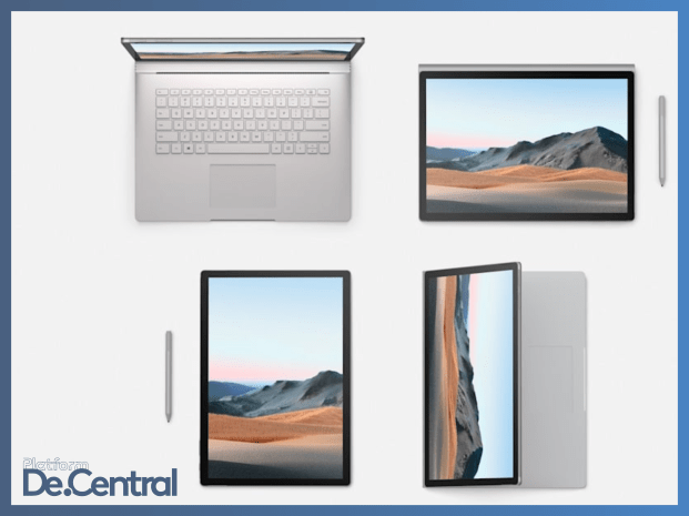 Surface Book 4 | The case for a new design approach