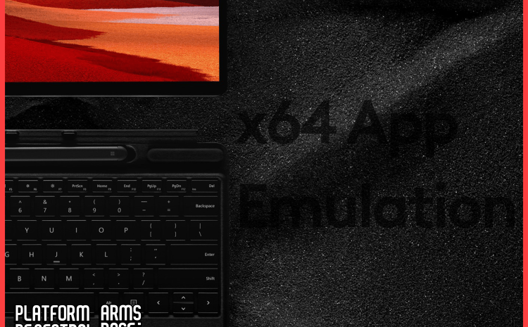 ARMs Race | Windows x64 app emulation preview is here – How to get started