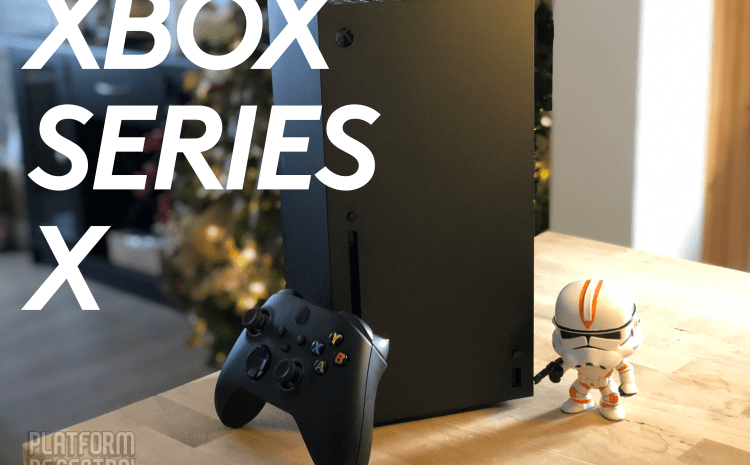 De.Central Review | Xbox Series X