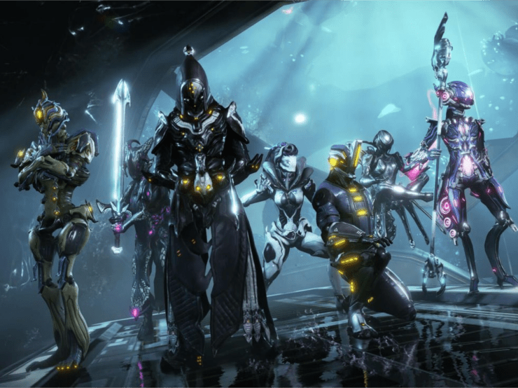 Warframe is coming to Android and iOS