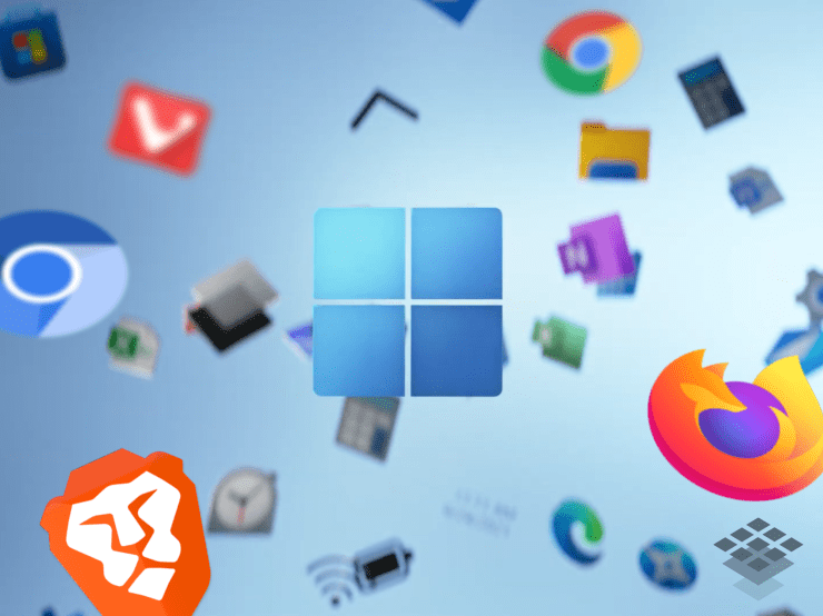 How to switch your default browser on Windows 11