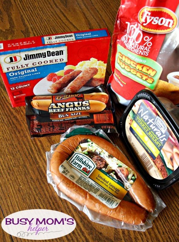Easy Loaded Breakfast Skillet #HelpFuelForSchool @TysonFoods #ad